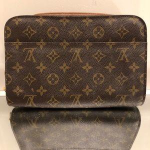 Louis Vuitton Pouchette Clutch hand bag
